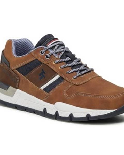 Hnedé topánky Tom Tailor