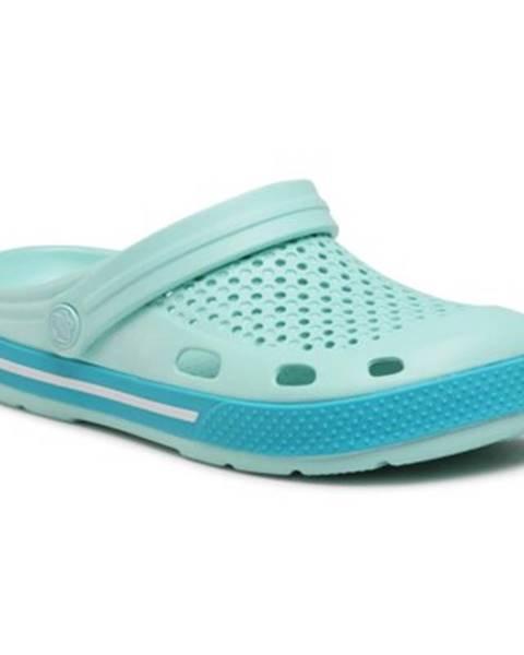 Zelené topánky COQUI