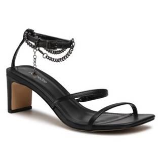 Sandále DeeZee LS5497-01 Imitácia kože/-Imitácia kože