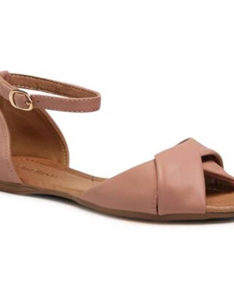 Ružové sandále Clara Barson