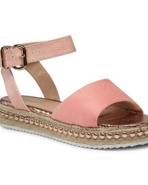 Ružové sandále DeeZee