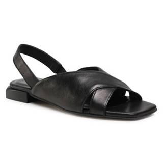 Sandále Gino Rossi 6003 Prírodná koža(useň) - Lícova