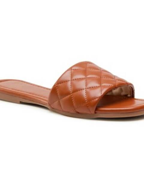 Hnedé topánky Jenny Fairy