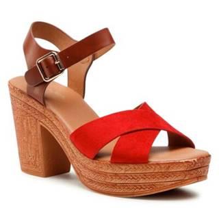 Sandále Clara Barson TS4991-02 Ekologická koža/-Ekologická koža