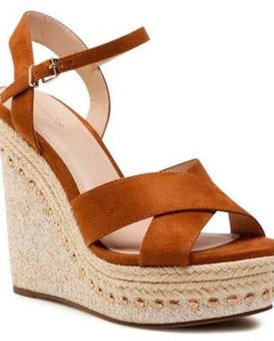 Camel sandále DeeZee