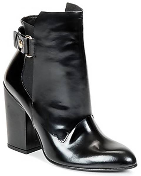 Čierne čižmy Paul   Joe