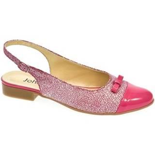 Sandále Just Mazzoni  Dámske ružové sandále EVELINE