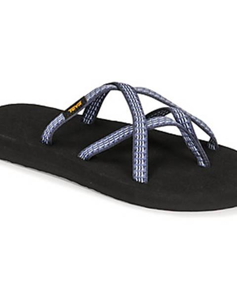 Modré topánky Teva