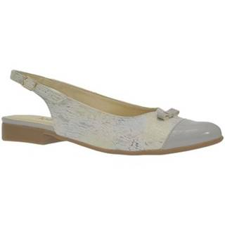 Sandále Just Mazzoni  Dámske sivé sandále EVELINE