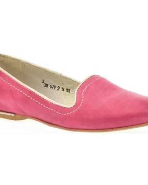 Ružové balerínky Carinii
