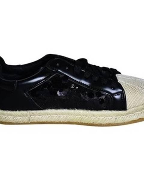 Čierne tenisky Comer
