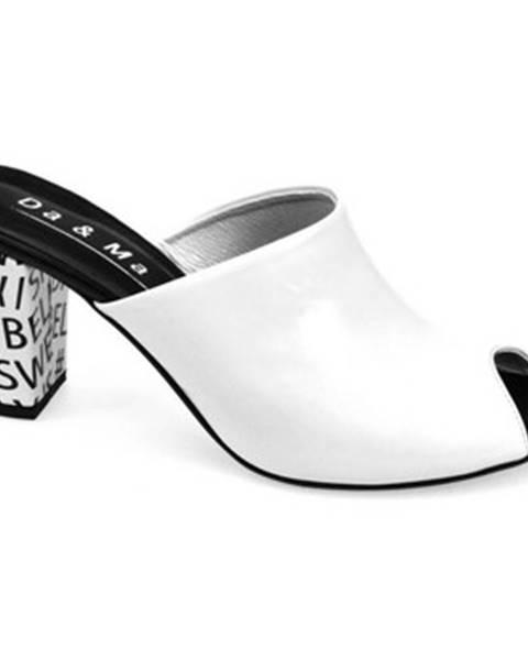 Biele topánky John-C