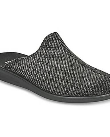 Čierne papuče Romika Westland