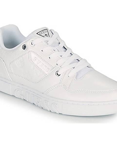 Biele tenisky Guess