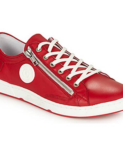 Červené tenisky Pataugas