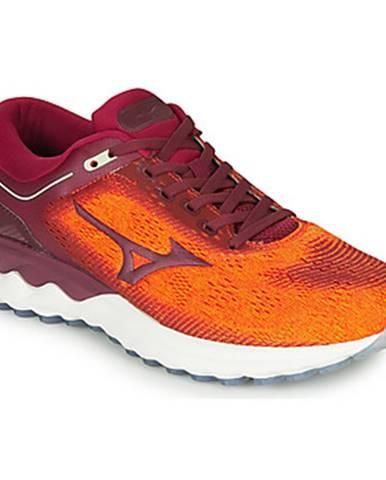 Bordové topánky Mizuno