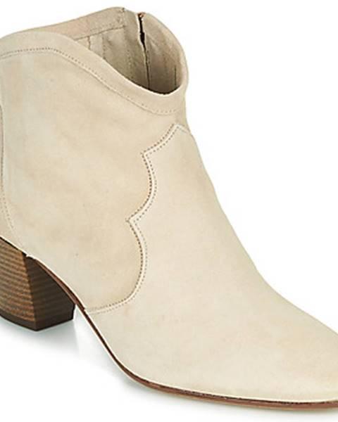 Béžové topánky Betty London