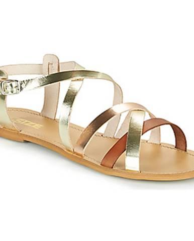 Ružové sandále So Size