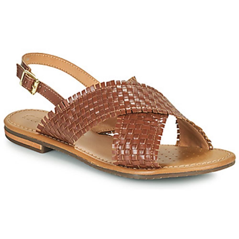 Geox Sandále Geox  D SOZY S A