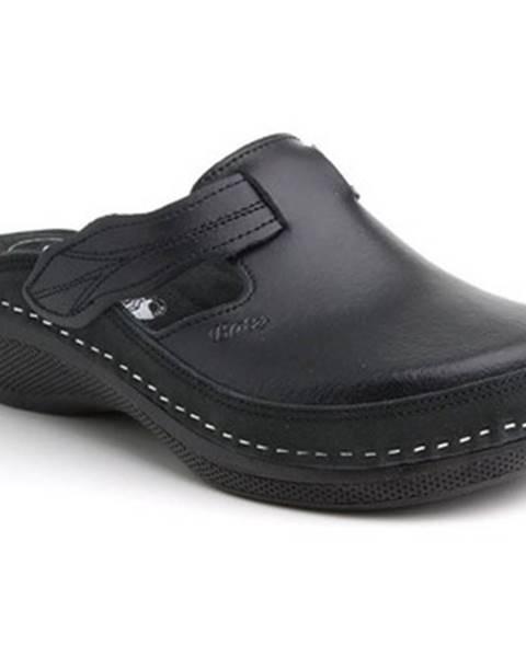 Čierne topánky Batz