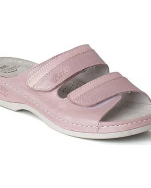 Ružové topánky Batz