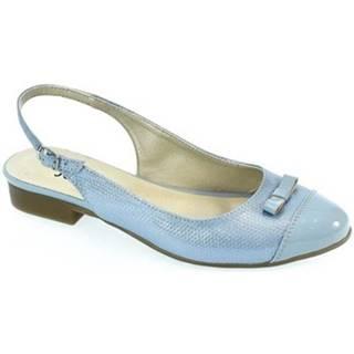 Sandále Just Mazzoni  Dámske svetlomodré sandále EVELINE