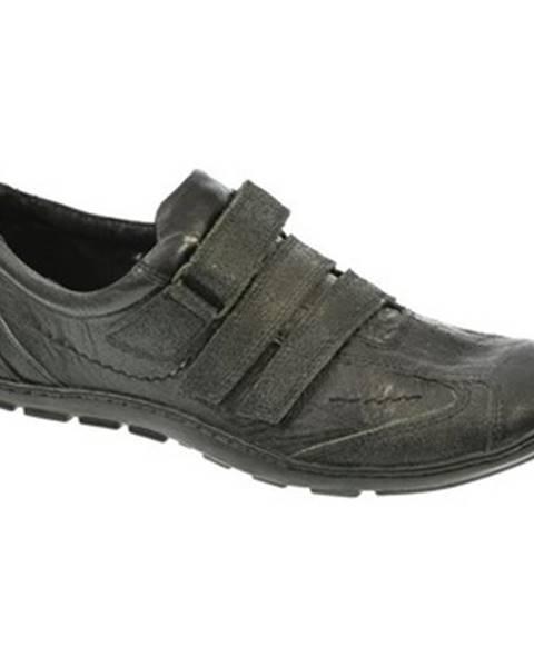 Čierne tenisky I-Guana
