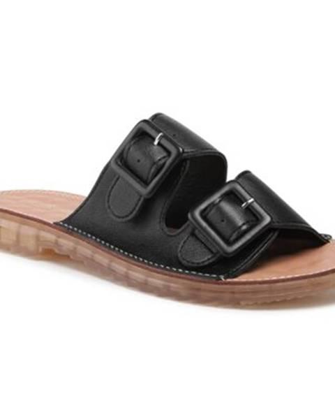 Čierne topánky Clara Barson