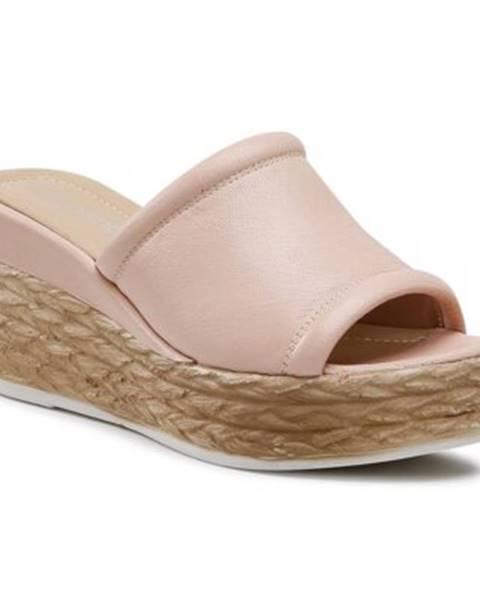 Ružové topánky Lasocki