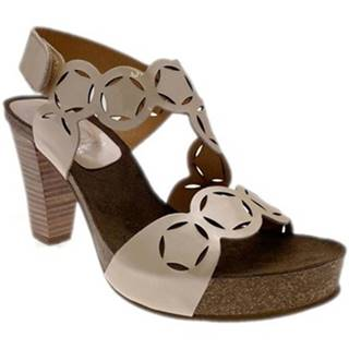 Sandále Calzaturificio Loren  LOJ0846dune