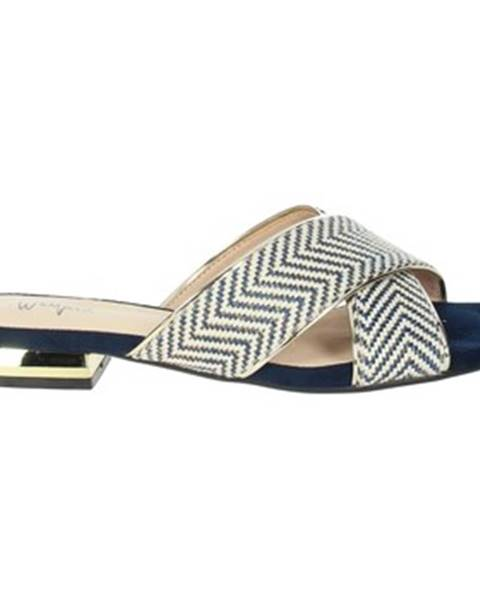 Viacfarebné topánky Menbur