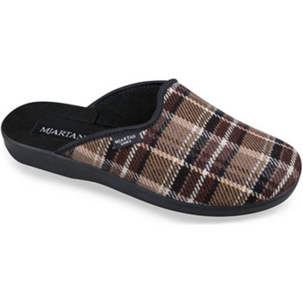 Mjartan Papuče Mjartan  Pánske farebné papuče  LYNAS