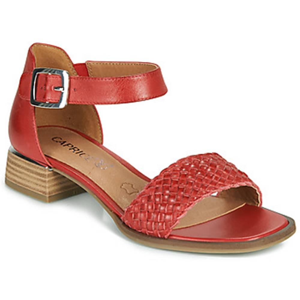 Caprice Sandále Caprice  28208-501