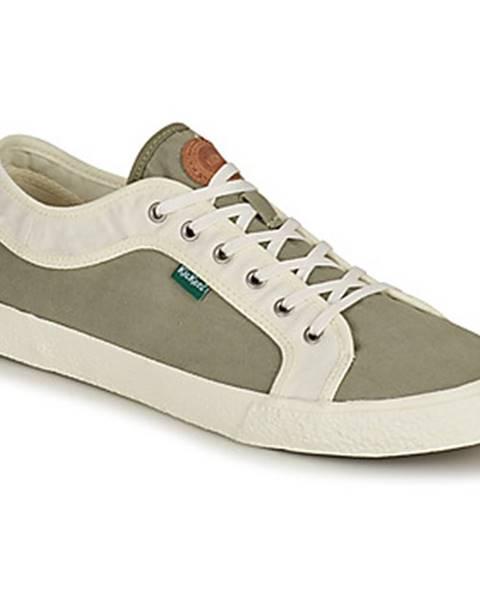 Zelené tenisky Kickers