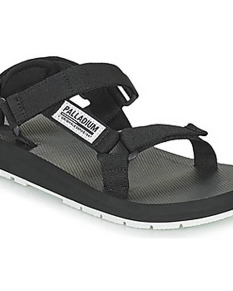 Čierne sandále Palladium