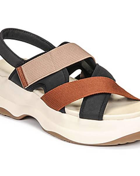 Biele sandále Vagabond Shoemakers