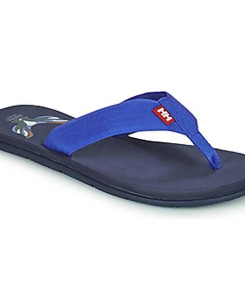 Modré topánky Helly Hansen