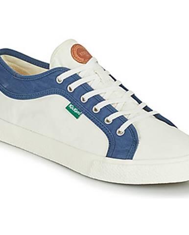Biele tenisky Kickers