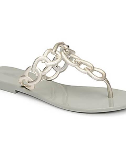 Zelené topánky Melissa