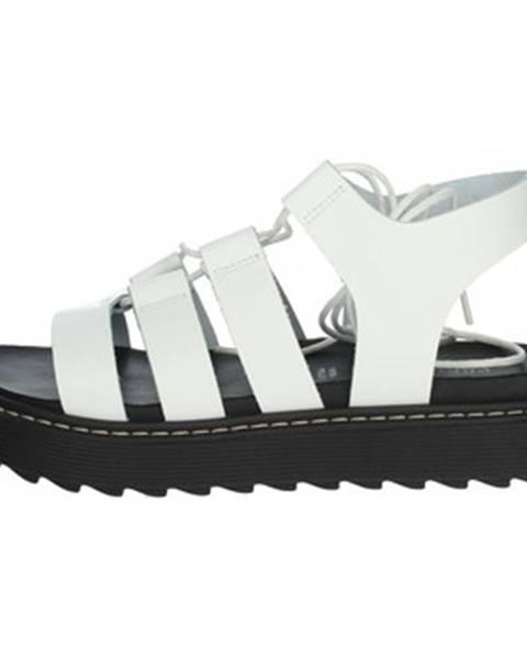 Biele sandále Pregunta