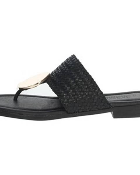 Čierne topánky Carmela
