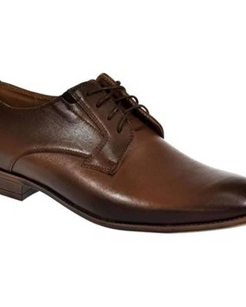 Hnedé topánky Iguana