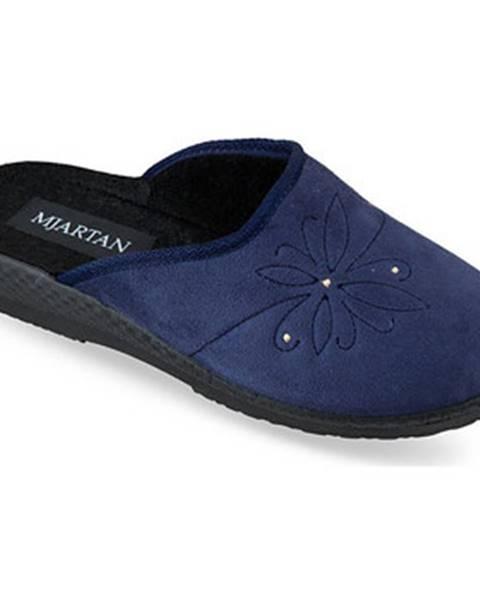 Modré papuče Mjartan