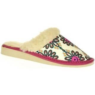 Papuče John-C  Dámske ružové papuče LENA