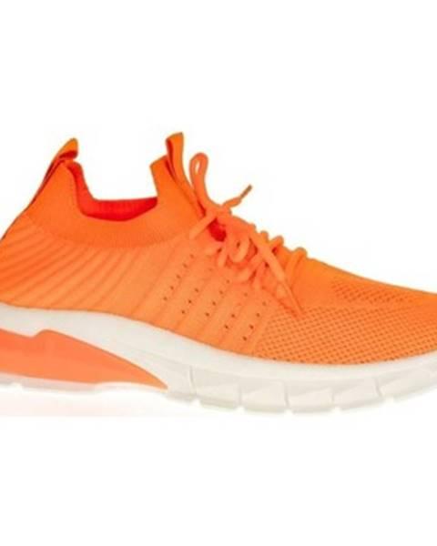 Oranžové tenisky John-C