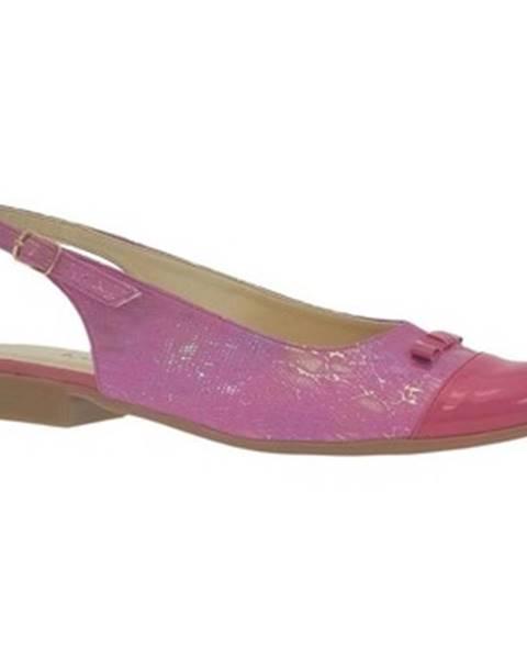 Ružové sandále John-C