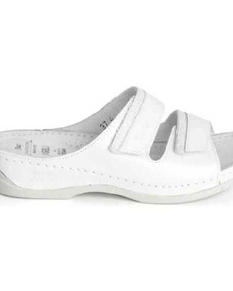 Biele topánky Batz
