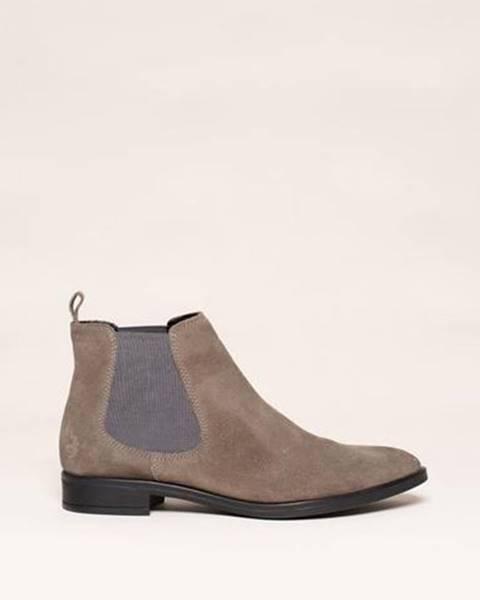 Béžové topánky brakeburn