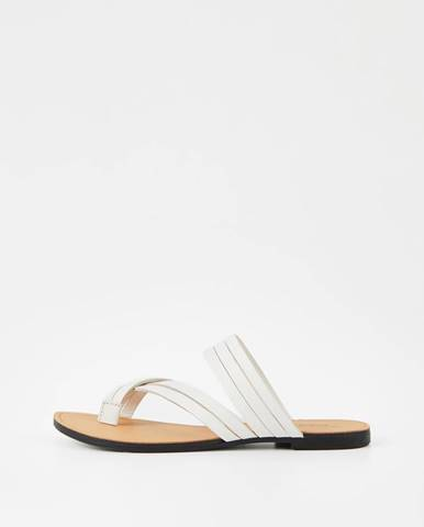 Biele papuče Vagabond