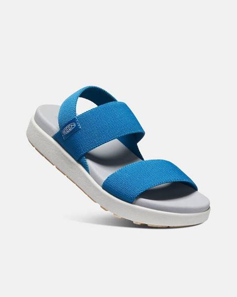 Modré sandále Keen